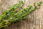 Thyme herb — Stock Photo