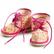 Baby shoes - Foto Stock