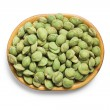 Wasabi snack peanuts - Foto de Stock  