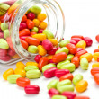 colorful candies — Stock Photo #9799862