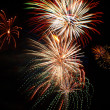 Stock Photo: Fireworks 09