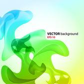 Abstrakt vektor bakgrund. — Stockvektor