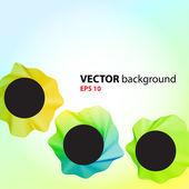 Vector de fondo abstracto. — Vector de stock