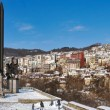 Old Town Veliko Tarnovo in Bulgaria Europe - Stock Photo