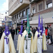 Semana Santa ( Holy Week ) — Stock Photo