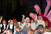 Magic Kings Parade ( Los Reyes Magos ) — Foto Stock