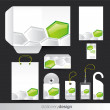 Stationary set design — Stock Vector #10241423