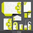 Royalty-Free Stock Vector Image: Stationery design set