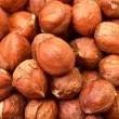 Heap Purified Cobnuts — Stock Photo