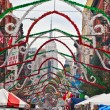New York's annual Feast of San Gennaro - Stock Photo