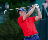 Luke Donald — Stock Photo