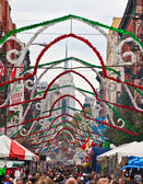 New York's annual Feast of San Gennaro — Stock Photo