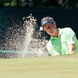 Foto Stock: Luke Donald at 2011 US Open
