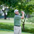 Steve Stricker at the 2011 US Open - Stock Photo