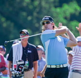 Hunter Mahan — Stock Photo