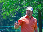 Graeme McDowell at the 2011 US Open — Stock Photo