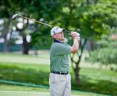 Steve Stricker at the 2011 US Open — 图库照片
