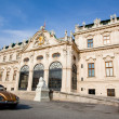Stock Photo: Historical architecture of Belvedere, Vienna, Austria