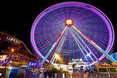 Parque de diversões prater, em viena, áustria — Foto Stock