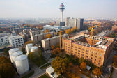 Aerial view of Vienna, Austria — Stock Photo
