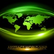 Green world — Vector de stock #10717286