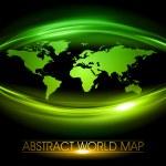 zielony świat — Wektor stockowy