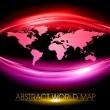 Purple world — Stock Vector #10717304