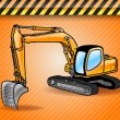 Royalty-Free Stock Vector Image: Digger