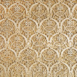 Alhambra wall detail — Stock Photo
