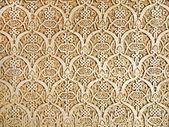 Alhambra wall detail — Stock Photo