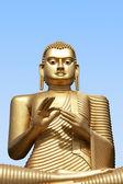 Golden Buddha — Foto Stock