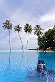 Infinity, Maldives — Stock Photo