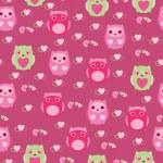 Seamless wallpaper — Stock Vector #7999046