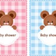 Baby shower cards - 