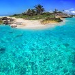 Caribbean island - 