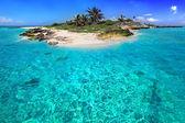 Karayip adası — Stok fotoğraf