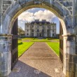 PortumnCastle in Co. Galway — Stock Photo #10485643