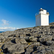 Stock Photo: Burren Lighthouse