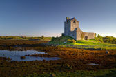 Dunguaire castle near Kinvarra — Stock Photo