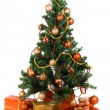 Beautiful Christmas tree — Stock Photo #8102629