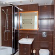 Stock Photo: Modern bathroom interior
