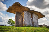 Polnabrone Dolmen in Burren — Stock Photo