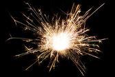 Sparkler holiday — Photo