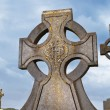 Celtic crosses — Stock Photo