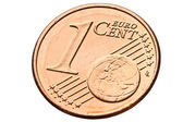 One euro cent — Stock Photo