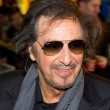 Al Pacino attend at premiere of his movie in Dublin — Stock Photo #9131827