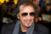Al Pacino attend at premiere of his movie in Dublin — Stock Photo