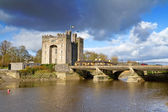 Bunratty castle — 图库照片