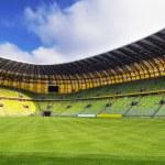 PGE Arena Stadion für 43.615 Zuschauer — Stockfoto