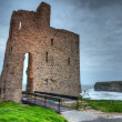 Royalty-Free Stock Photo: Ruins of Ballybunion castle